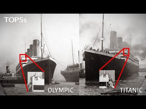 5 Mind Blowing Mysteries, Myths & Conspiracies Surrounding the RMS Titanic Sinking