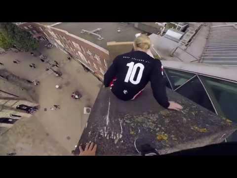 Смотреть клип Нереальный паркур хардкор!!! онлайн бесплатно в качестве