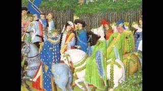 Codex Chantilly - Cunelier : Se Galaas et le puissant Artus