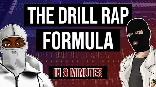 The Drill Rap Formula   How all Drill songs are made