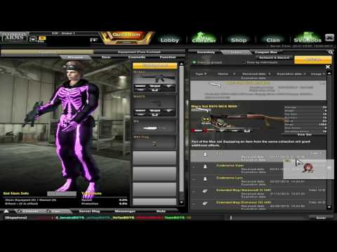 Combat Arms COL1 Account For Sale