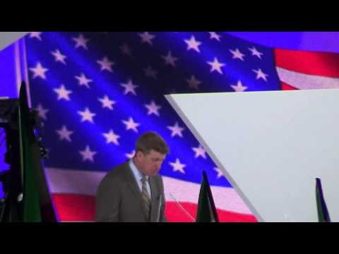 Conference for NCRI - Patrick Kennedy on speech - Paris 22-06-2013-03