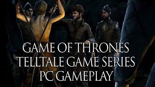 GAME OF THRONES TELLTALE GAME SERIES PC GAMEPLAY | EMPEZANDO LA AVENTURA