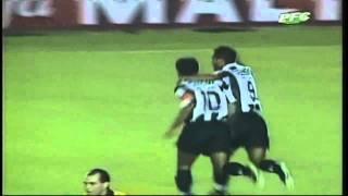 Atlético-MG 2 x 0 Santos - Campeonato Brasileiro 1997