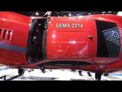 2014 SEMA Auto Show - Las Vegas