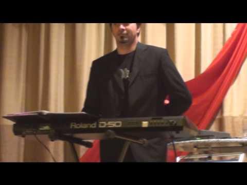 Reshad Feroz - Delam dewaana bood LIVE