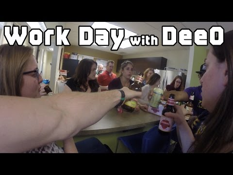 Work Day With DeeO | Day With DeeO #100