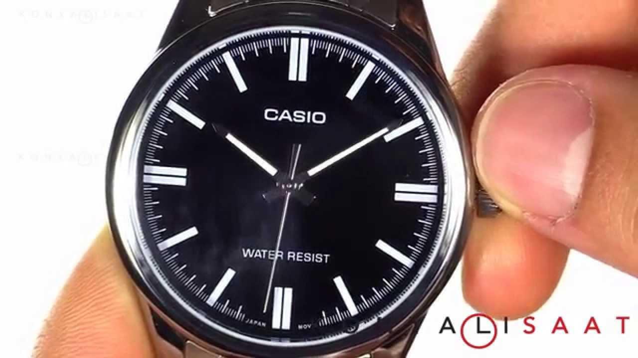 Casio Mtp V005d 1a Erkek Kol Saati Youtube