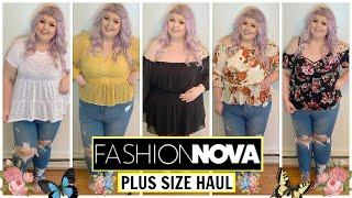 Fashion Nova Curve Plus Size Try On Haul Summer 2020