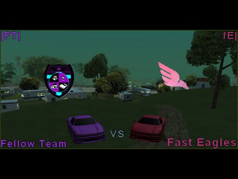 |FT| vs fE| / Fellow Team vs fastEagles 12.12.2015 MTA:SA DM CLANWAR