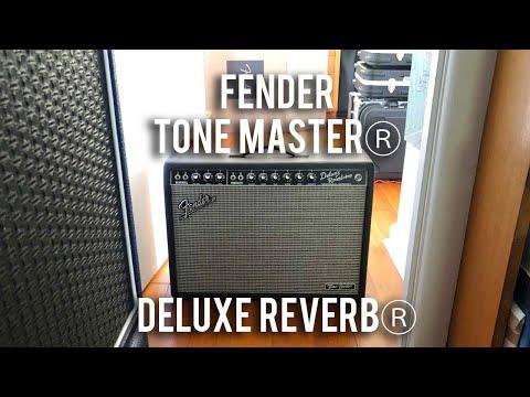 Fender Tone Master® Deluxe Reverb®