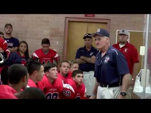 Coach P's Farewell Game