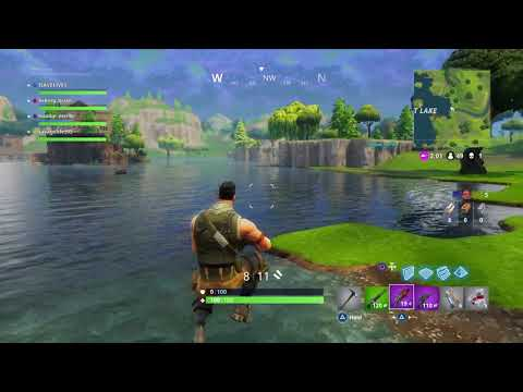 3 Kids Try To Team Kill Me In Fortnite, Fail Then Rage