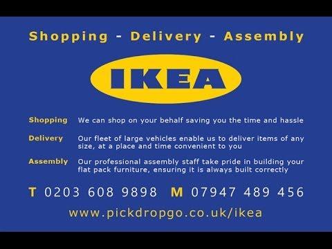 IKEA Pax Wardrobe with Hinged Doors Assembly Instructions PICKDROPGO  lakeside wembley tottenham
