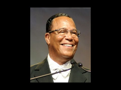 MAKING OUR COMMUNITY A SAFE PLACE TO LIVE THE  HON. FARRAKHAN