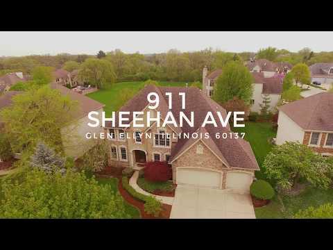 911 Sheehan Ave, Glen Ellyn, IL 60137