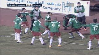 هدف الوحدات الأول في مرمى الفيصلي عن طريق منذر أبو عمارة | الدوري الأردني