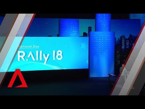 Prime Minister Lee Hsien Loong's National Day Rally speech in English