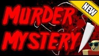 Roblox: Murder Mystery... AGAIN!
