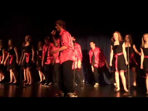 Thriller by Big Lake Middle School Swing Choir