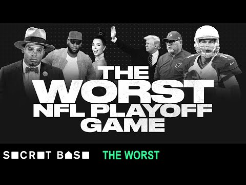 The Worst NFL Playoff Game: 2015 - Episode 11