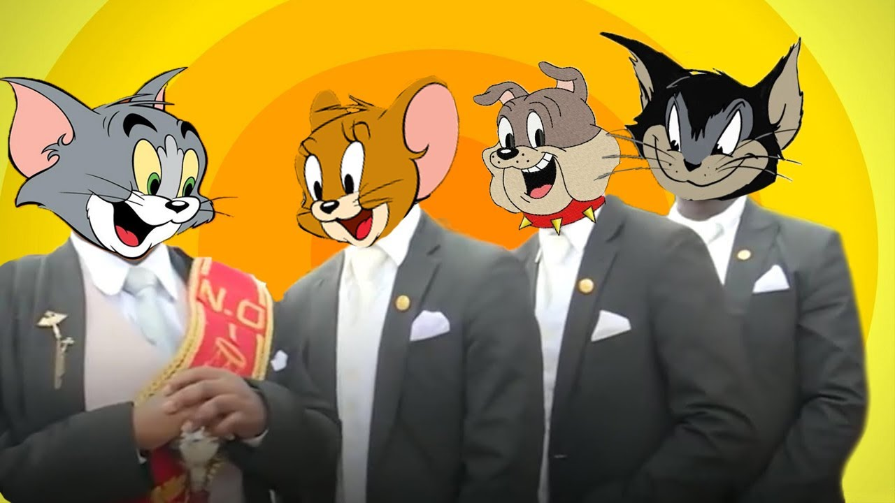 Astronomia - Coffin Dance Meme 31 - Tom And Jerry