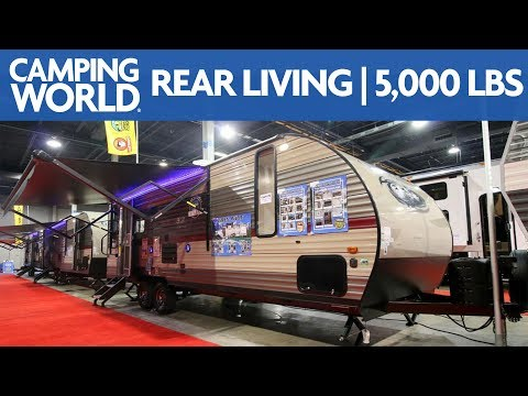 2018 Forest River Grey Wolf 23MK | Travel Trailer - RV Review: Camping World
