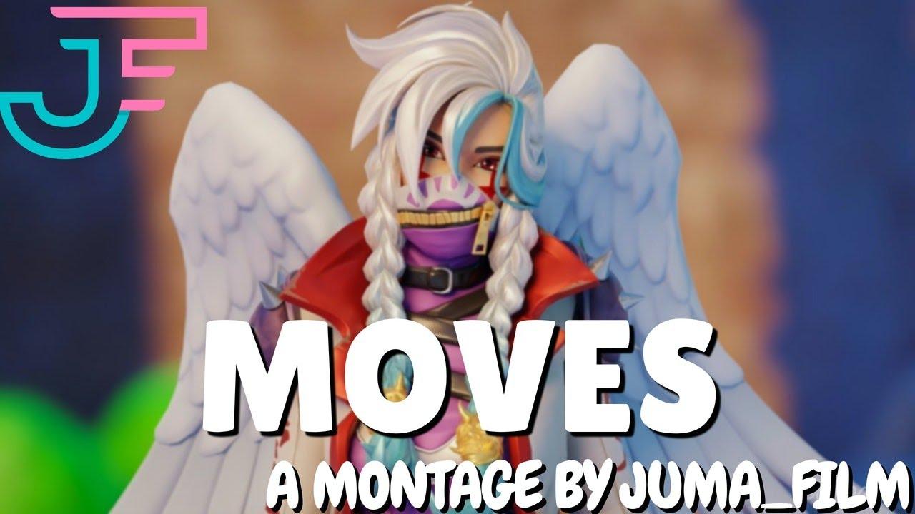 "Fortnite Montage - ""MOVES"" (bbno$)"