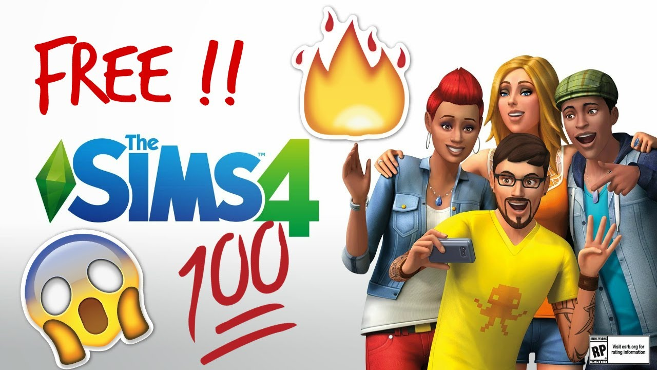 How To Get The Sims 4 Get Together For Free - YouTube