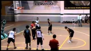 130605   final basket varonil CBTIS vs  CECYTEG