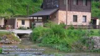 House Marijan (Korana, Plitvice Lakes, Croatia)