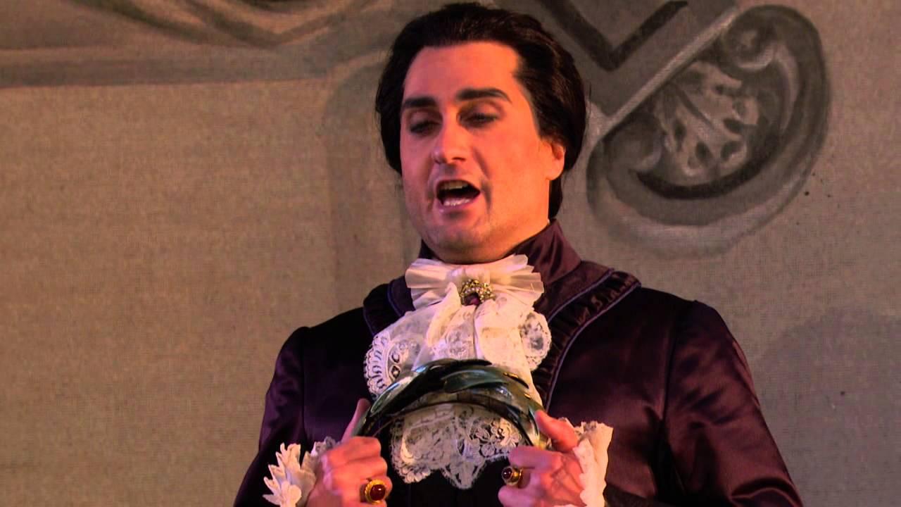 """La Clemenza di Tito: """"Se all'impero"""" -- Giuseppe Filianoti (Met Opera)"""