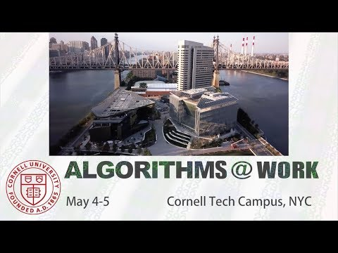 Algorithms@Work