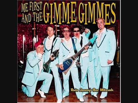 Me First and the Gimme Gimmes - Come Sail Away