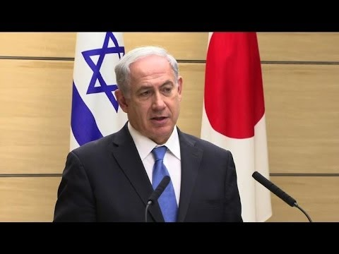Israel, Japan PMs compare notes on N.Korea and Iran