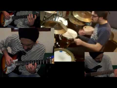 Virtual jam with Anthony Freda