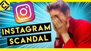 Instagram Ads STOLE Wren's Work!