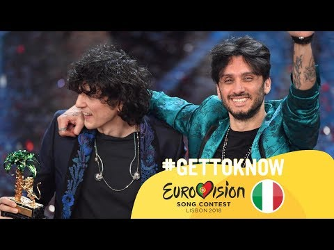 ESC 2018: Get to Know.... ERMAL META & FABRIZIO MORO from ITALY | Eurovision Song Contest 2018 🇮🇹