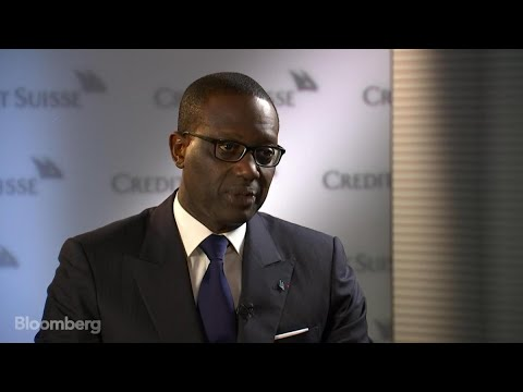 Credit Suisse CEO Thiam on 2Q Earnings, Turnaround