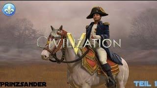 Lets Play Civilization V Brave New World - Frankreich Teil 1 (Deutsch/German)