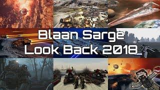 Blaan Sarge - Look Back 2018