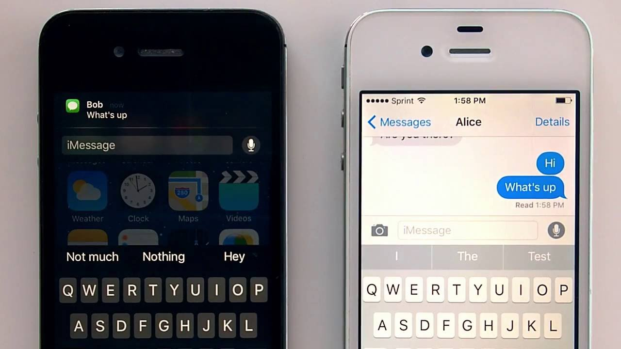 how to turn on read receipts for one person
