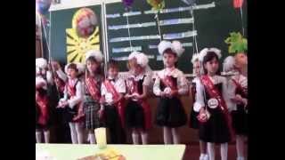 Перший урок у першому класі. 1.09.2012.mov