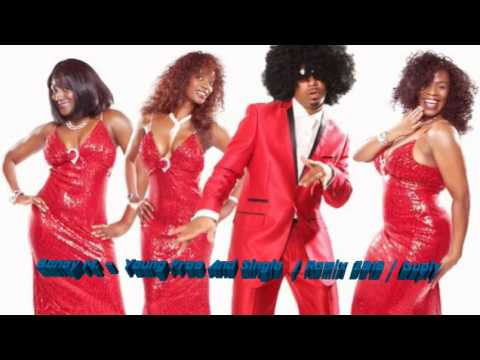 Boney M. -  Young Free And Single / Remix 2016 / Duply