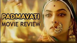 Padmavati Movie Review - Deepika Padukone, Ranveer Singh, Shahid Kapoor, Sanjay Leela Bhansali