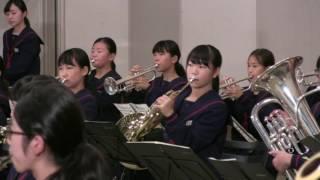 岡崎市立北中学校 ルイ・ブージョワの賛歌による変奏曲