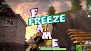 How To Freeze Frame on ShareFactory *Advanced Edit*
