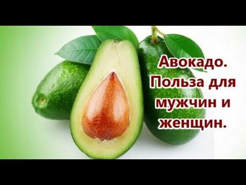 Авокадо. Польза авокадо для мужчин и женщин.