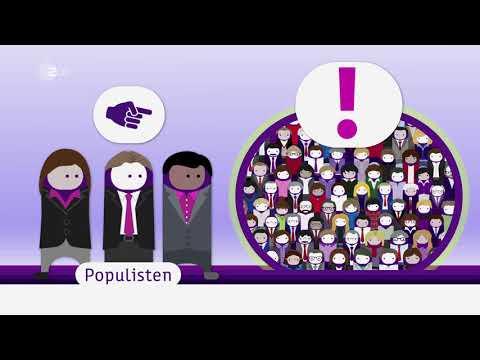 Populismus - logo! erklärt - ZDFtivi