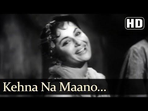 Kehna Na Maano (HD) - Razia Sultana Songs - Jairaj - Nirupa Roy - Asha Bhosle